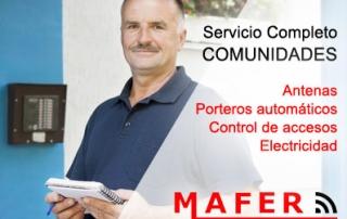 servicio comunidades